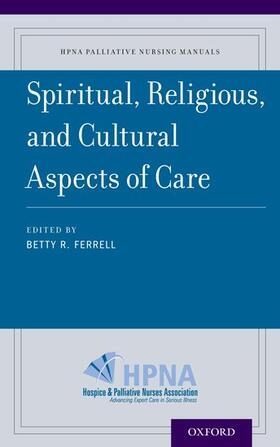 Ferrell | Spiritual, Religious, and Cultural Aspects of Care | Buch | sack.de