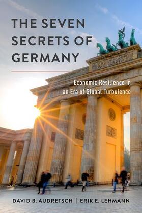 Audretsch / Lehmann | The Seven Secrets of Germany | Buch | sack.de