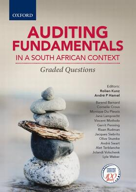Kunz / Hamel | Auditing Fundamentals in a South African Context | Buch | sack.de