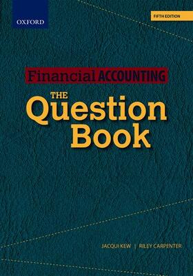 Kew / Carpenter | Financial Accounting | Buch | sack.de