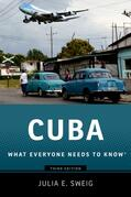 Sweig |  Cuba: What Everyone Needs to Know | Buch |  Sack Fachmedien