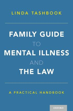 Tashbook | Family Guide to Mental Illness and the Law | Buch | sack.de