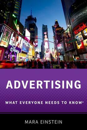 Einstein | Advertising | Buch | sack.de