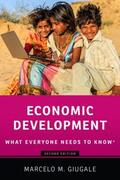 Giugale |  Economic Development: What Everyone Needs to Know | Buch |  Sack Fachmedien