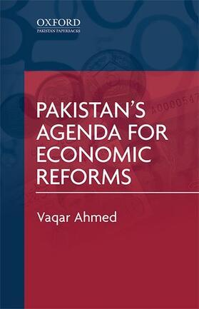 Ahmed   Pakistan's Agenda for Economic Reforms   Buch   sack.de