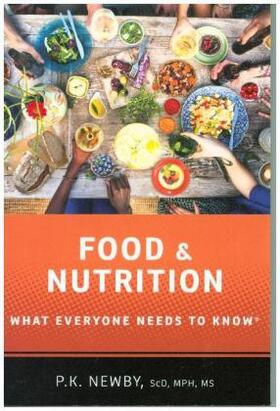 Newby | Food and Nutrition | Buch | sack.de