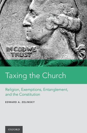 Zelinsky | Taxing the Church | Buch | sack.de