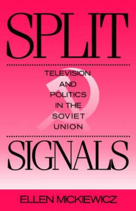 Mickiewicz | Split Signals | Buch | sack.de