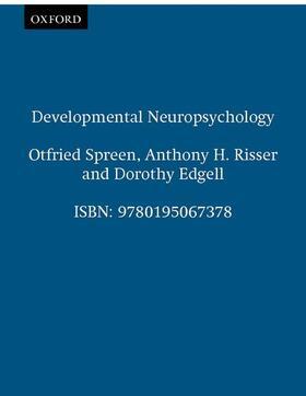 Spreen / Risser / Edgell   Developmental Neuropsychology   Buch   sack.de