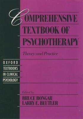 Bongar / Beutler | Comprehensive Textbook of Psychotherapy | Buch | sack.de