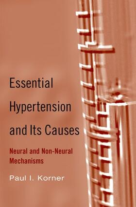 Korner | Essential Hypertension and Its Causes | Buch | sack.de