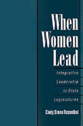 Rosenthal | When Women Lead | Buch | sack.de