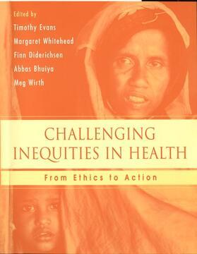 Evans / Whitehead / Diderichsen | Challenging Inequities in Health | Buch | sack.de