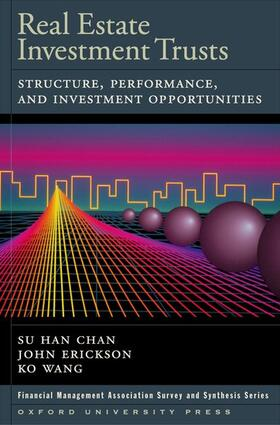 Chan / Erickson / Wang | Real Estate Investment Trusts: Structure | Buch | sack.de