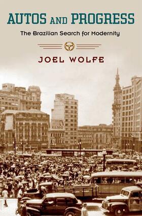 Wolfe | Autos and Progress | Buch | sack.de