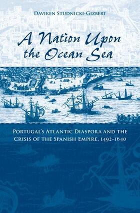 Studnicki-Gizbert | A Nation upon the Ocean Sea | Buch | sack.de