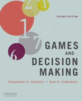 Aliprantis / Chakrabarti | Games and Decision Making | Buch | sack.de