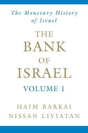 Barkai / Liviatan | The Bank of Israel Volume 1 | Buch | sack.de