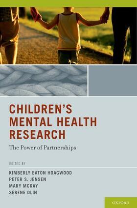 Hoagwood / Jensen / McKay | Children's Mental Health Research | Buch | sack.de