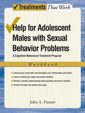 Hunter   Help for Adolescent Males with Sexual Behavior Problems   Buch   sack.de