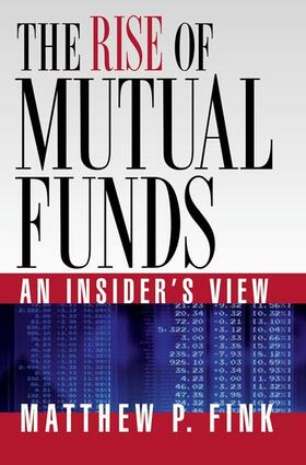 Fink | The Rise of Mutual Funds | Buch | sack.de