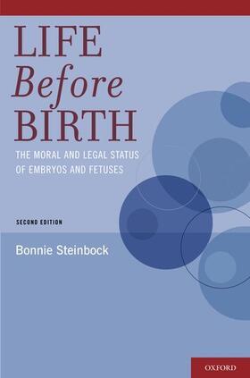 Steinbock | Life Before Birth | Buch | sack.de