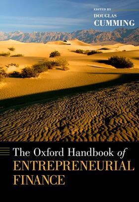 Cumming | The Oxford Handbook of Entrepreneurial Finance | Buch | sack.de