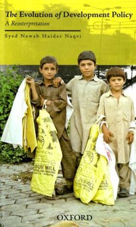 Naqvi | Evolution of Development Policy | Buch | sack.de