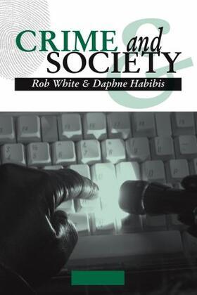 White / Habibis   Crime and Society   Buch   sack.de