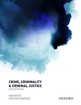 White / Perrone | Crime, Criminality and Criminal Justice | Buch | sack.de