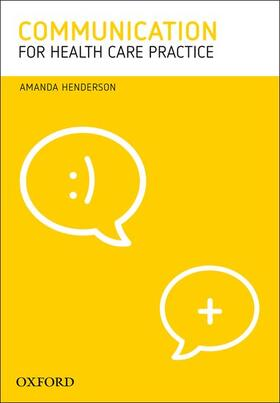 Henderson | Communication for Health Care Practice | Buch | sack.de