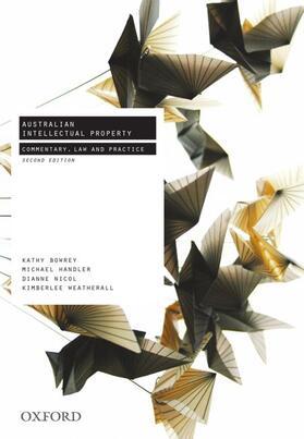Bowrey / Handler / Nicol | Australian Intellectual Property | Buch | sack.de