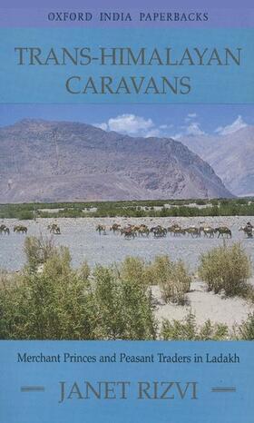 Rizvi | Trans-Himalayan Caravans | Buch | sack.de