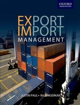 Paul / Aserkar | Export Import Management | Buch | sack.de