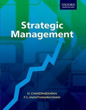 Chandrasekaran / Anathanarayanan | Strategic Management | Buch | sack.de
