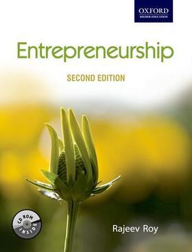 Roy | Entrepreneurship [With CDROM] | Buch | sack.de