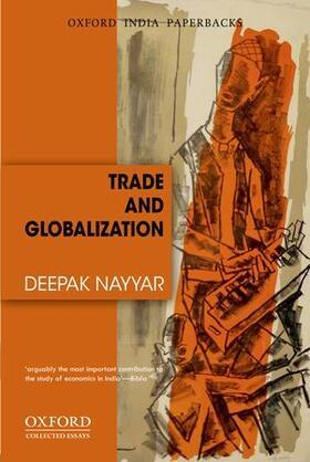 Nayyar | Trade and Globalization (Oip) | Buch | sack.de