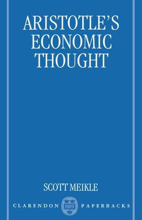 Meikle | Aristotle's Economic Thought | Buch | sack.de