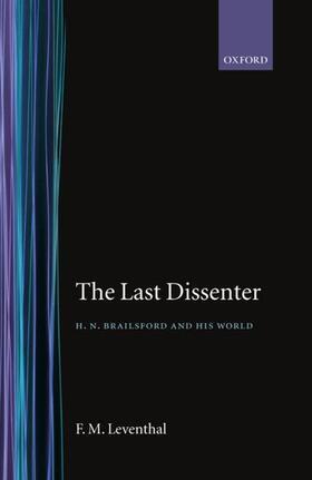 Leventhal | The Last Dissenter | Buch | sack.de