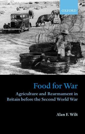 Wilt | Food for War | Buch | sack.de