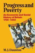 Daunton |  Progress and Poverty | Buch |  Sack Fachmedien