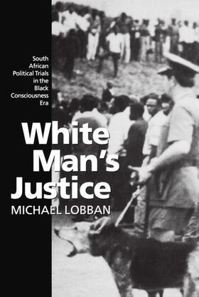 Lobban | White Man's Justice | Buch | sack.de