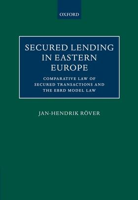 Röver | Secured Lending in Eastern Europe | Buch | sack.de
