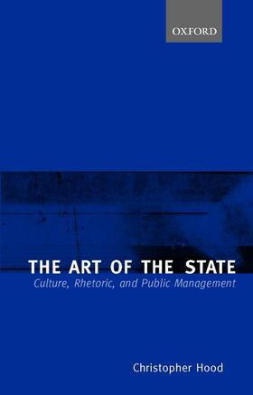 Hood | The Art of the State | Buch | sack.de