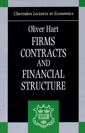 Hart | Firms, Contracts, and Financial Structure | Buch | sack.de