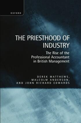 Matthews / Edwards | The Priesthood of Industry | Buch | sack.de