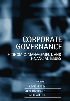 Keasey / Thompson / Wright   Corporate Governance   Buch   sack.de