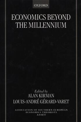 Kirman / Gérard-Varet | Economics Beyond the Millennium | Buch | sack.de