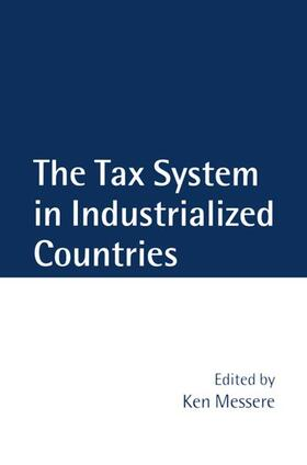 Messere | The Tax System in Industrialized Countries | Buch | sack.de