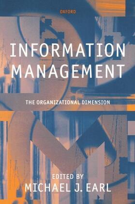 Earl | Information Management | Buch | sack.de